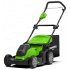 Аккумуляторная газонокосилка Greenworks G40LM41