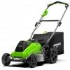 Аккумуляторная газонокосилка Greenworks GD40LM45K4