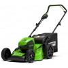 Аккумуляторная газонокосилка Greenworks GD60LM46HPK4