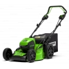 Аккумуляторная газонокосилка Greenworks GD60LM46SP