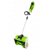 Аккумуляторный снегоуборщик Greenworks GD40SS