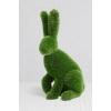 Садовая фигура из искусственной травы «Кролик сидячий»